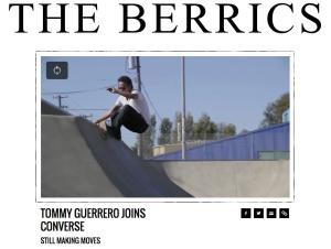 TG The Berrics